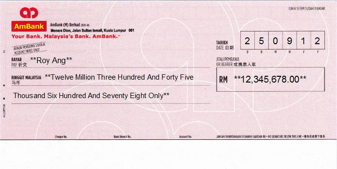 mock cheque template download image collections - templates design, Powerpoint templates